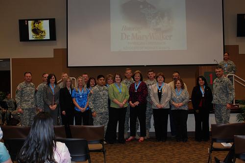 Newest Mary E. Walker Award Winners